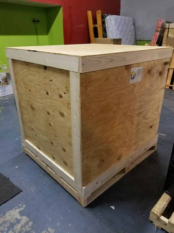local box shipping service freight