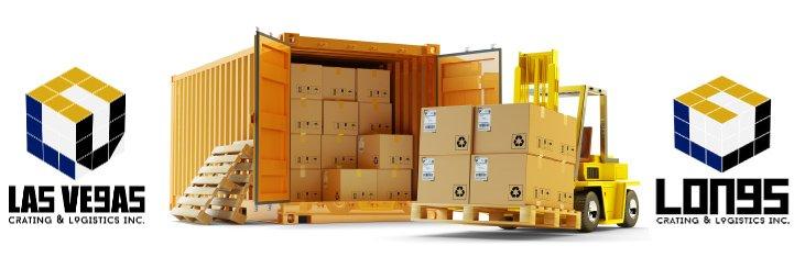 vegas packing shipping crating