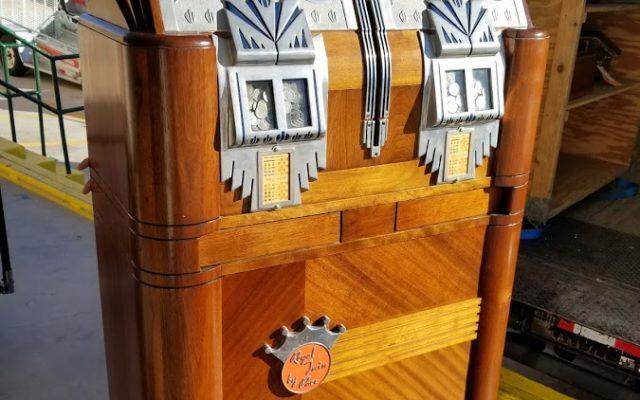 antique slot machines shiping