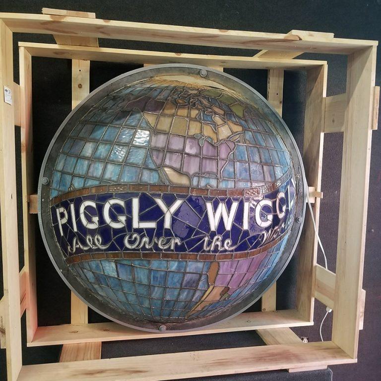 Piggly Wiggly Sign vintage