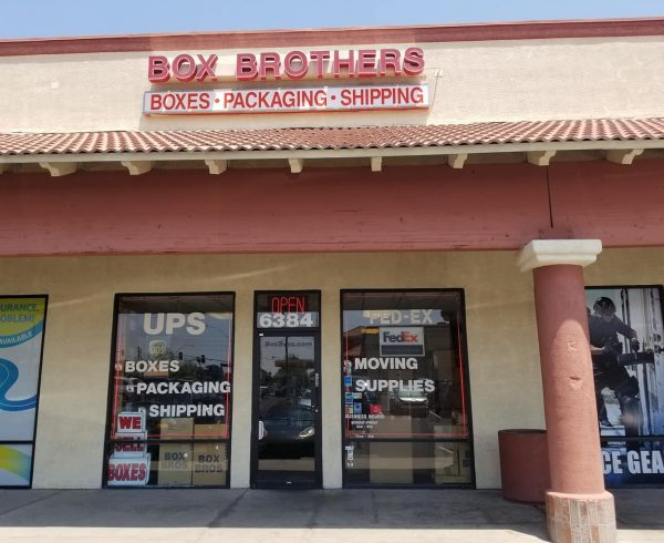 box brothers sahara store