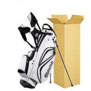 golf bag box heavy duty
