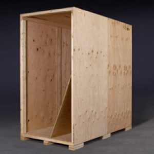 type 2 wooden container